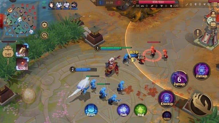 10 Game MOBA Terbaik dan Paling Seru, Android & iPhone 2021
