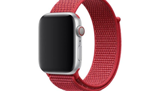 Yeay! Apple Watch Series 5 Product (Red) Rilis Tahun Depan