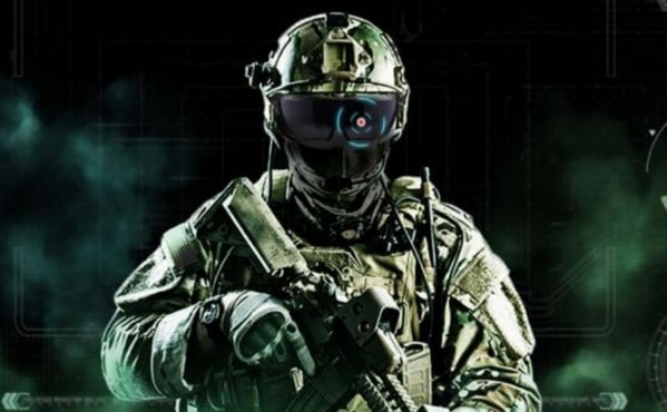 Tentara Cyborg Militer AS Terminator