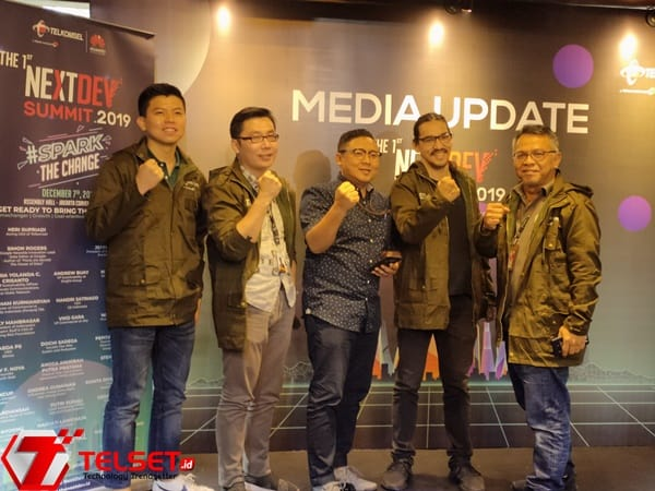 105 Pembicara Ramaikan Telkomsel The NextDev Summit 2019