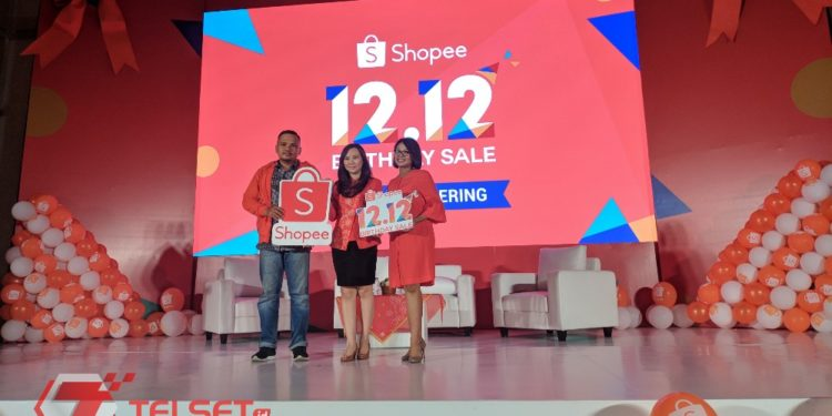 Fakta-fakta Menarik Selama Shopee 12.12 Birthday Sale