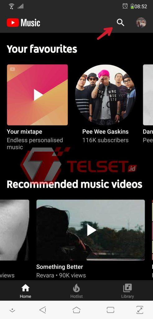 Cari Lagu YouTube