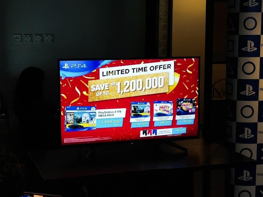 ony Interactive Entertainment Singapore (SEIS) menggelar diskon besar-besaran bertajuk Incredible Deals. Diskon ini berupa promo bundle PlayStation yang bisa diperoleh oleh para konsumen di Indonesia.