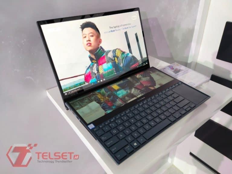 Punya Dua Layar, Segini Harga ZenBook Pro Duo