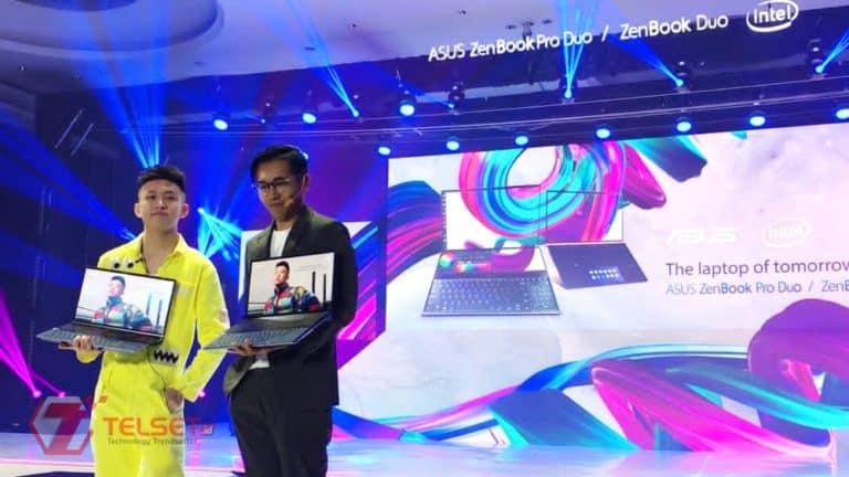 "Asus Boyong Laptop ZenBook ""Dua Muka"" ke Indonesia"