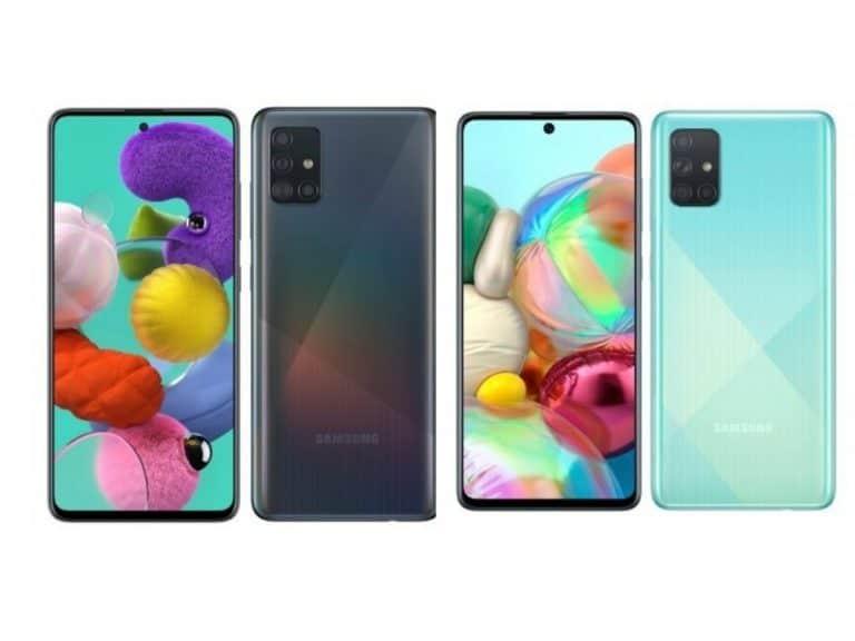 Samsung Umumkan Galaxy A51 dan Galaxy A71, Apa yang Baru?