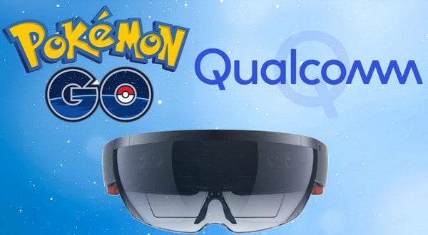Pokemon Go Teknologi XR Snapdragon XR2