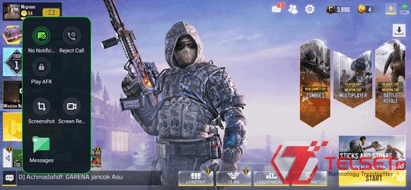 Cara Setting Oppo Reno2 F untuk Gaming