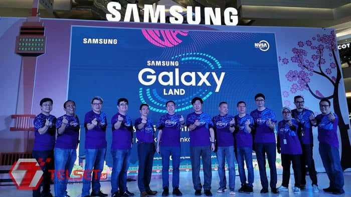 "Samsung & NASA Gelar ""Samsung Galaxy Land"" Jilid Dua"
