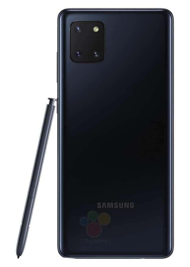 Spek Galaxy Note 10 Lite