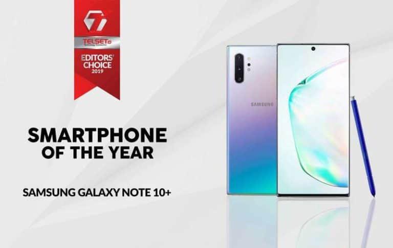 Telset Editor's Choice 2019: Smartphone of the Year