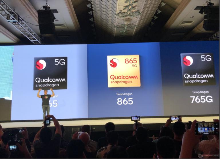 Qualcomm Umumkan Snapdragon 865 dan Snapdragon 765