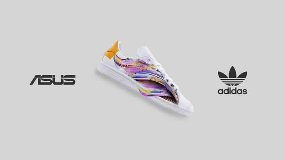 Sneaker Asus Adidas