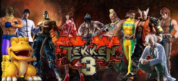 Game PlayStation 1 Terbaik Tekken 3 Silent Hill