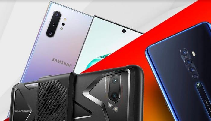 Tren Smartphone 2019: Sengitnya Pertarungan Kelas Mid-Range