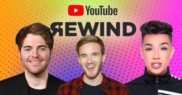 Fix! Warganet <i></noscript>Gak</i> Suka Sama YouTube Rewind 2019