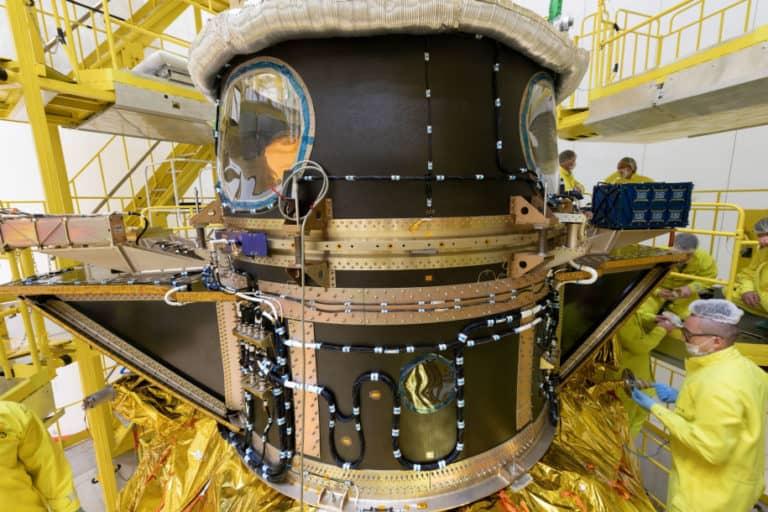 Eropa Terbangkan Satelit CHEOPS untuk Pantau Planet Alien