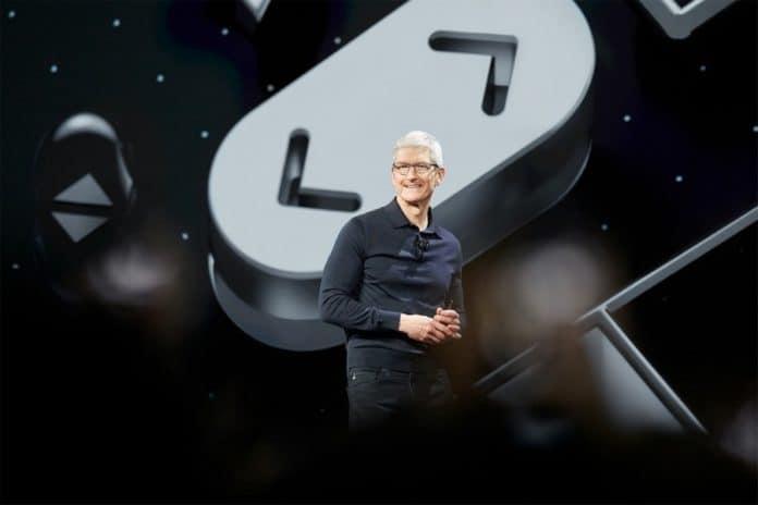 Satelit Apple