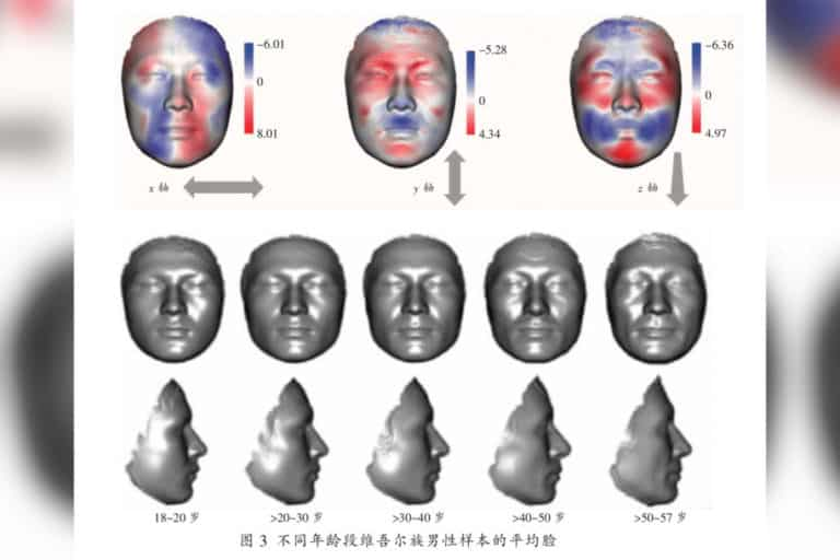Ilmuwan China Ciptakan Wajah Tiruan Pakai Sampel DNA