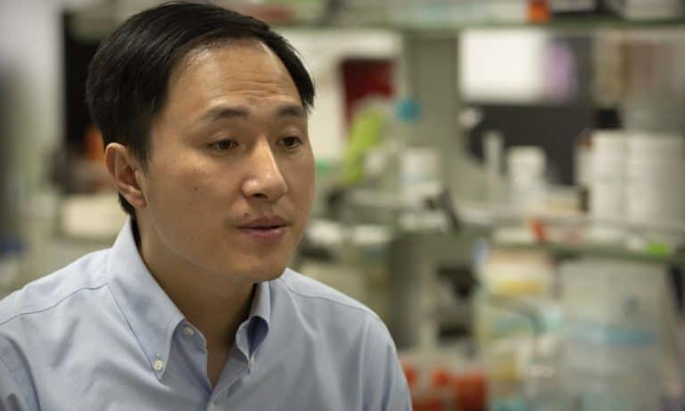 Ilmuwan China Pengedit Gen Bayi Dibui Tiga Tahun