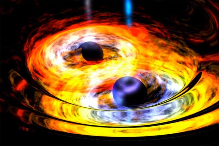 """Dua Lubang Hitam Supermasif """"Nangkring"""" di Bima Sakti?"""