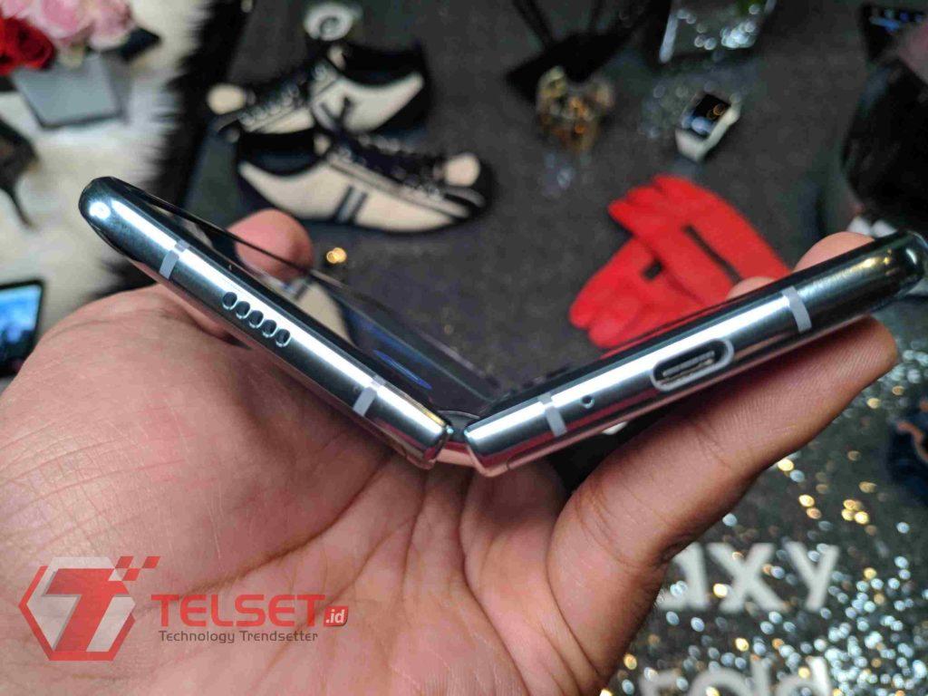 Hands-on Samsung Galaxy Fold