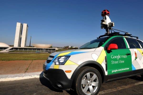 Mobil Google Street View Sudah Petakan 98% Populasi Dunia