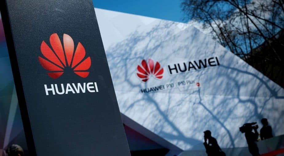 Warga Kanada Tolak Huawei