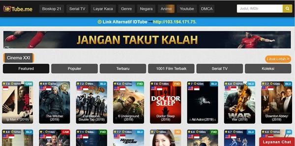 Situs IndoXXI Tutup Layanan Tahun Depan, Ada Apa?