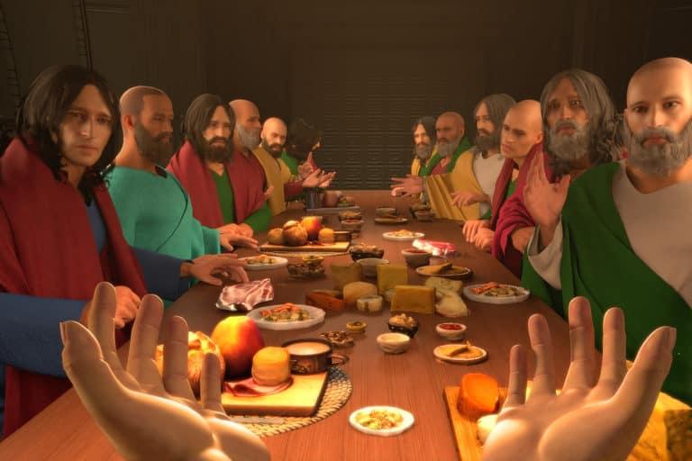 """Gamer Rasakan Jadi Yesus di Game """"I Am Jesus Christ"""""""