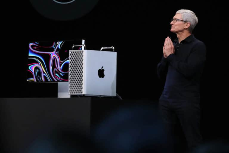 Mac Pro Terbaru Dapat Nilai 9 untuk Kemudahan Servis