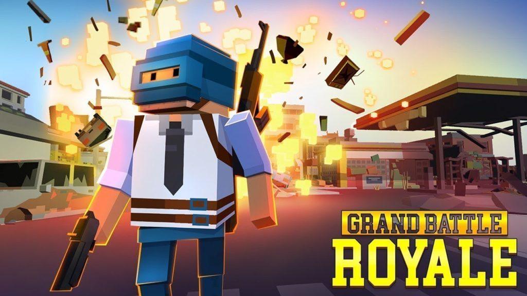 Grand Battle Royale Pixel