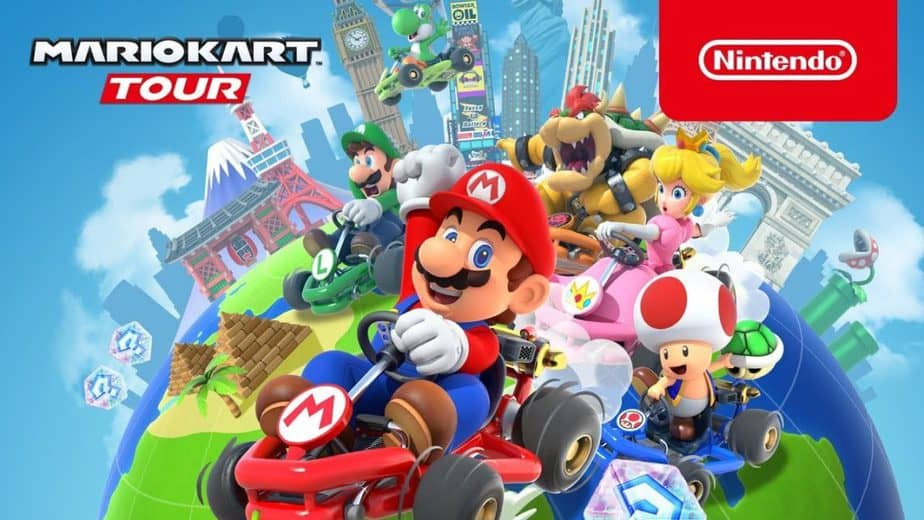 Mario Kart Tour App Store