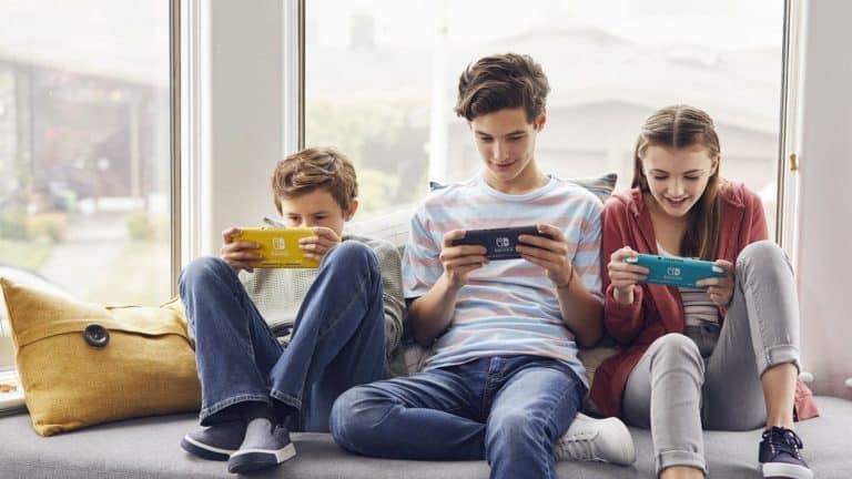 Nintendo Switch jadi Kado Thanksgiving Favorit Warga AS