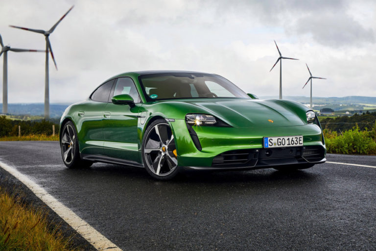 Pesaing Cybertruck, Porsche Taycan Laku Keras di Eropa