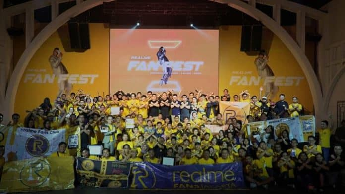 Realme Fan Fest