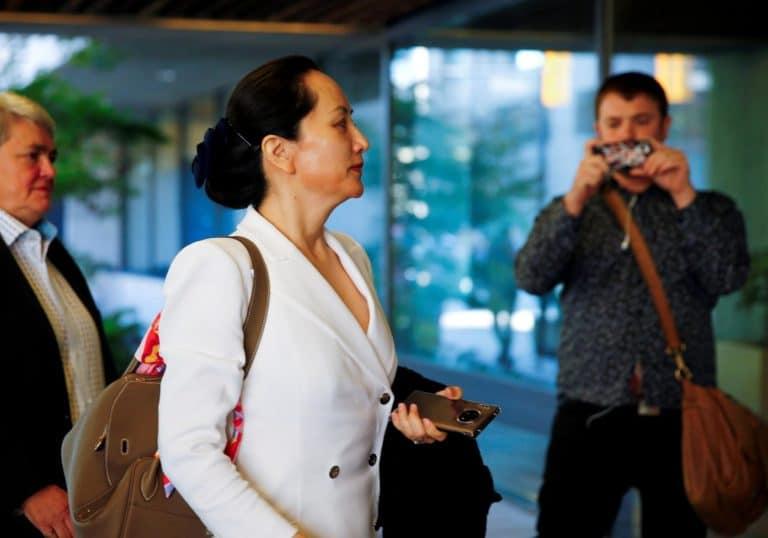 """Desak Bebaskan Bos Huawei, Dubes China Minta Kanada """"Insaf"""""""