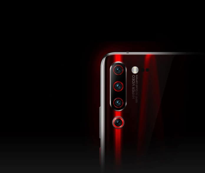 smartphone gaming Lenovo