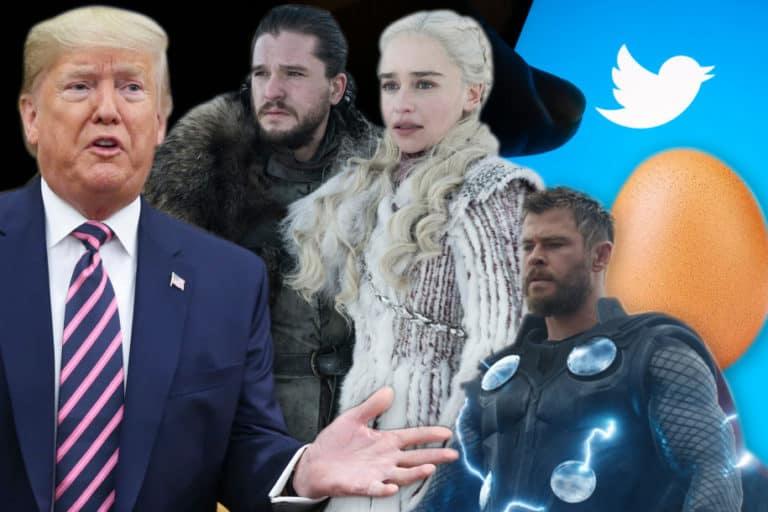 Barcelona, Neymar, dan Trump Paling Banyak Di-Tweet