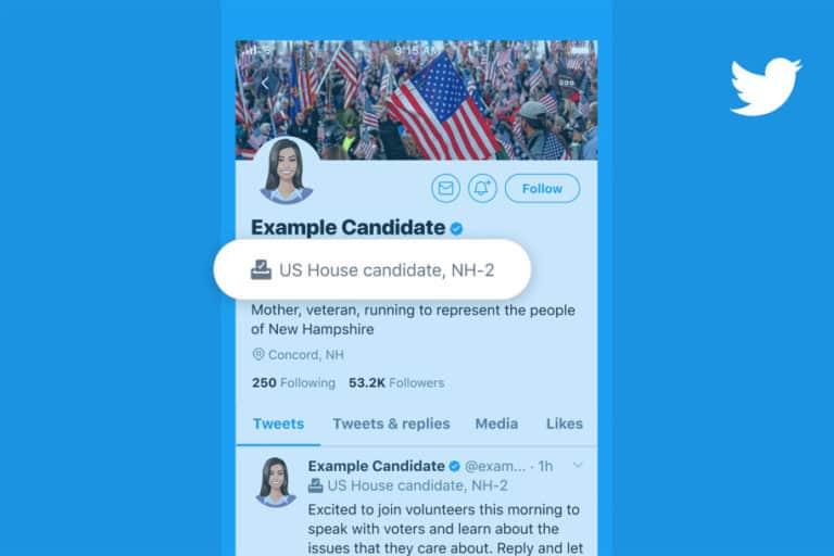 Twitter Beri Label Khusus di Akun Politisi, Ini Alasannya