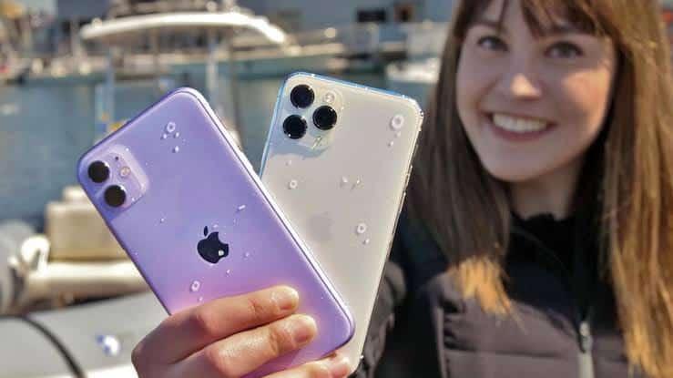 iPhone 11 dan 11 Pro Dicemplungkan ke Air Laut, Selamat?