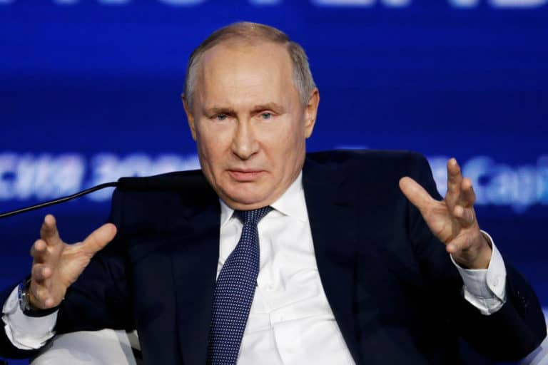 Anggap Wikipedia Tak Berguna, Putin Bikin Situs Ensiklopedia Sendiri