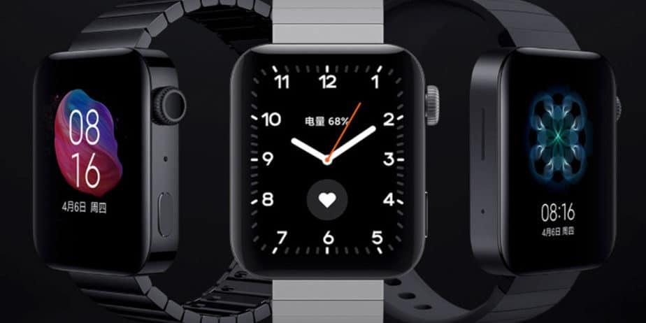 Mi Watch iPhone