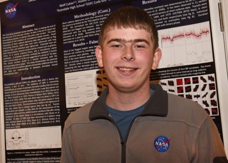 Magang Tiga Hari di NASA, Remaja Ini Temukan Planet Baru