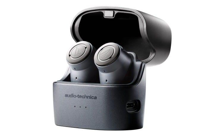 Audio Technica Luncurkan Earphone TWS Pertamanya