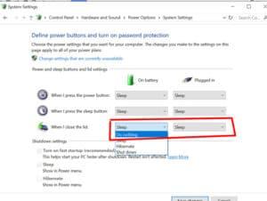 3 Agar laptop tak Standby saat ditutup