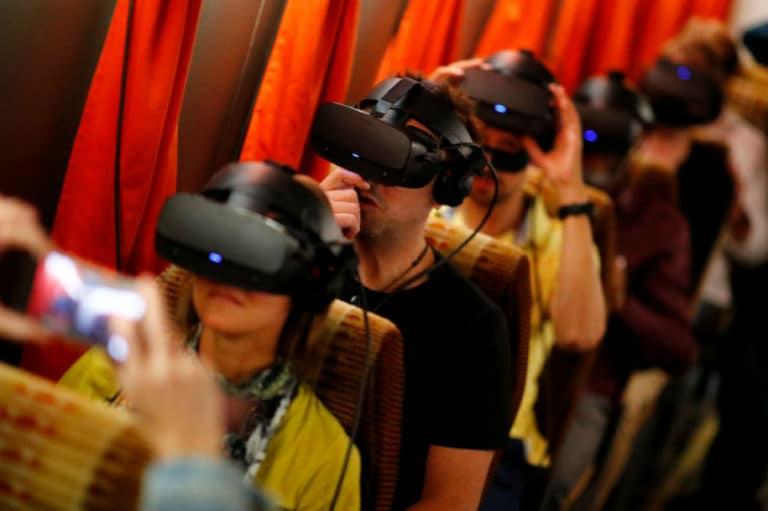Headset VR Bantu Anak Autis 'Lihat Dunia Nyata'