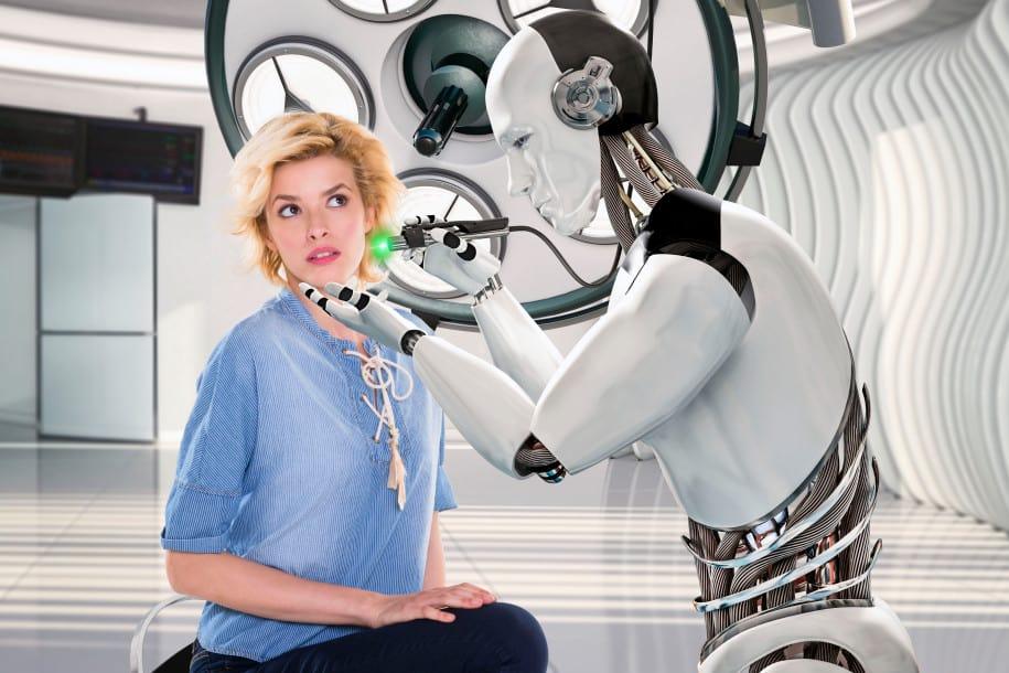 Manusia terancam robot