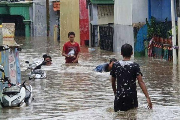Facebook Aktifkan 'Crisis Response' untuk Banjir Jakarta