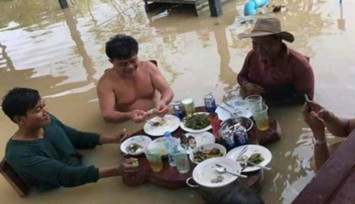 Bencana Banjir santuy